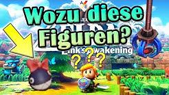 Was bringen die Figuren in The Legend of Zelda - Link's Awakening?
