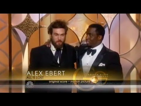 Alex Ebert - Golden Globes Acceptance Speech