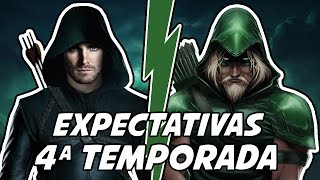 ARROW - Expectativas para a 4ª temporada | NDTV S02E13
