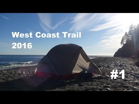 West Coast Trail 2016 #1 - Getting There