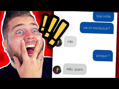 CONVERSAS ENGRAÇADAS DO UBER