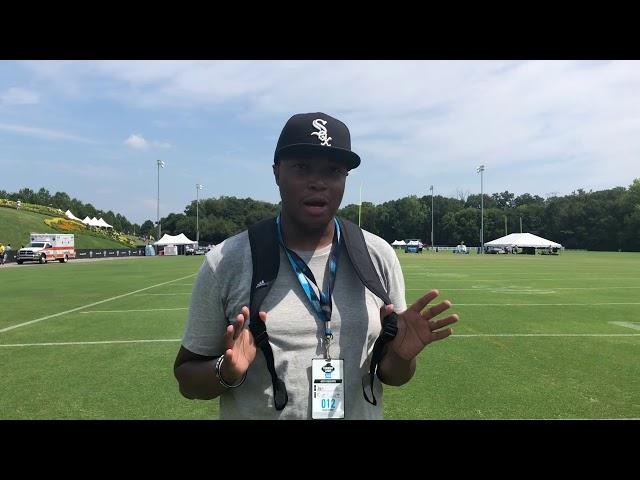 Carolina Panthers Training Camp Rapid Reaction: Josh Vinson Edition