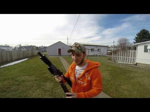 Milsig M17 frist shots with Jason Diablo Combs
