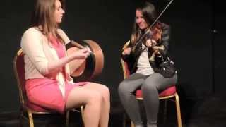 Aimee Farrell Courtney, Teacher's recital - Craiceann 2015 video notes