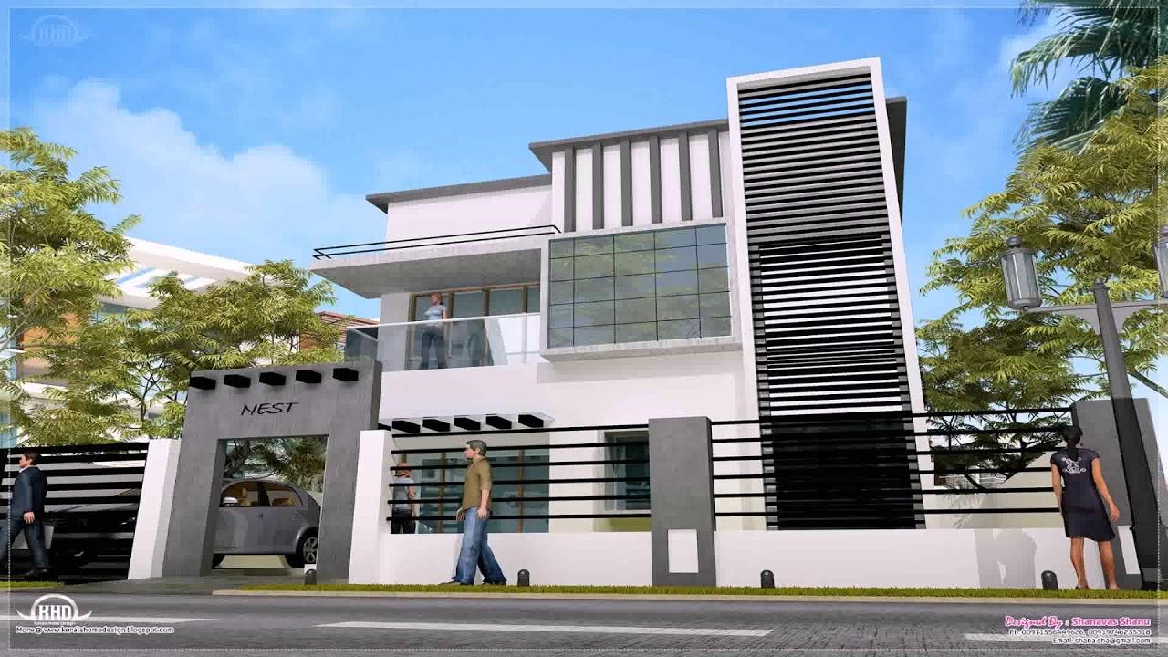Modern House Plans Under Sq Ft YouTube