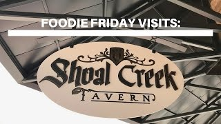 Cooking with Chef Florencio at Shoal Creek Tavern