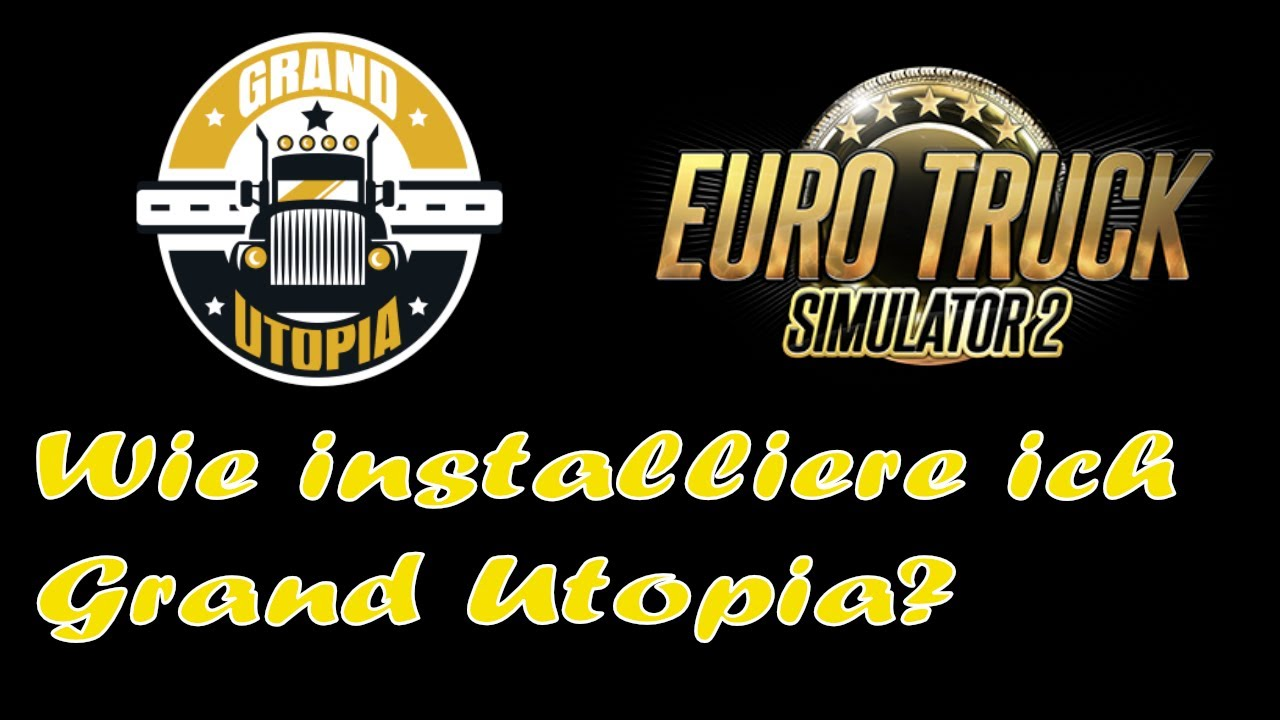 ETS2 1.41 MODS / SCANIA 113H MOD / GRAND UTOPIA MAP MOD / DIFFICULT ROADS❗❗❗ / RELISTIC PHYSIC MOD 👍