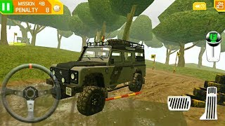 4x4 Dirt Offroad Parking #7 - Android Gameplay FHD