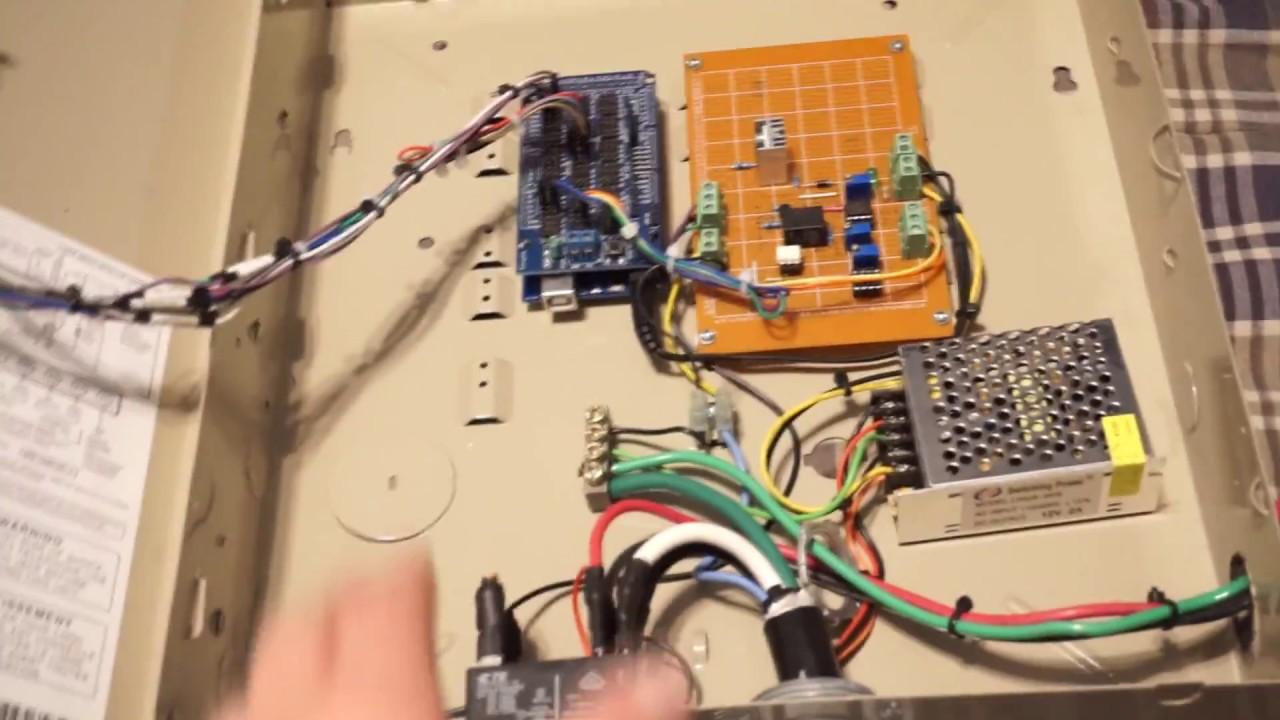 Diy Level 2 Ev Charger Part Designing The Hardware