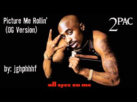 2Pac - Picture Me Rollin' [ft. CPO, Danny Boy & Syke] [OG Version]