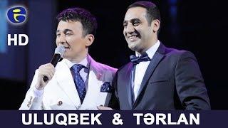 Terlan Novxani ft Ulugbek Rahmatullayev \BEMOR\ (Ozbekistan Konserti)  2017