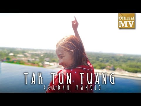 Upiak - Tak Tun Tuang (Sudah Mandi) (Official Music Video)