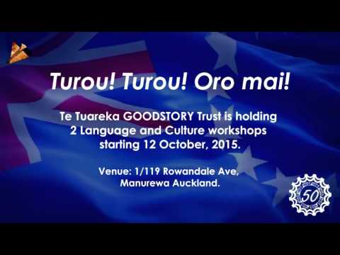 Cook Islands Reo Māori Language and Ukarere  Classes