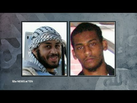 Last of notorious Islamic State's British 'Beatles' gang captured | ITV News