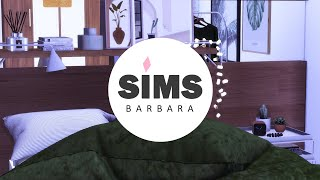 SIMS 4 | REALISTIC FAMILY MODERN HOUSE | DL + CC | STOP MOTION