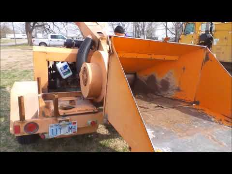 1999 Altec Whisper wood chipper for sale at auction | bidding closes May 2,  2018