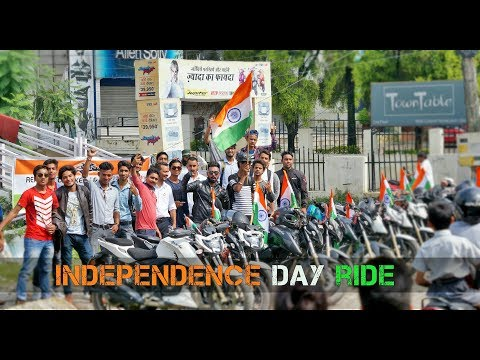 Apachian's Independence Day Ride 15th August 2017