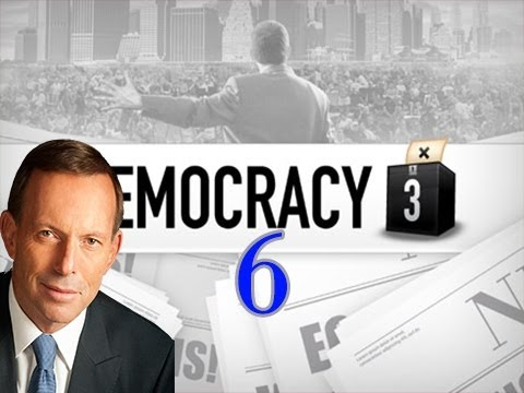 Let's Dictate Democracy 3 - Australia - Part 6 - Global Financial Crisis
