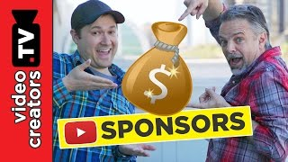 How To Get (and Keep!) Sponsors on your YouTube Channel