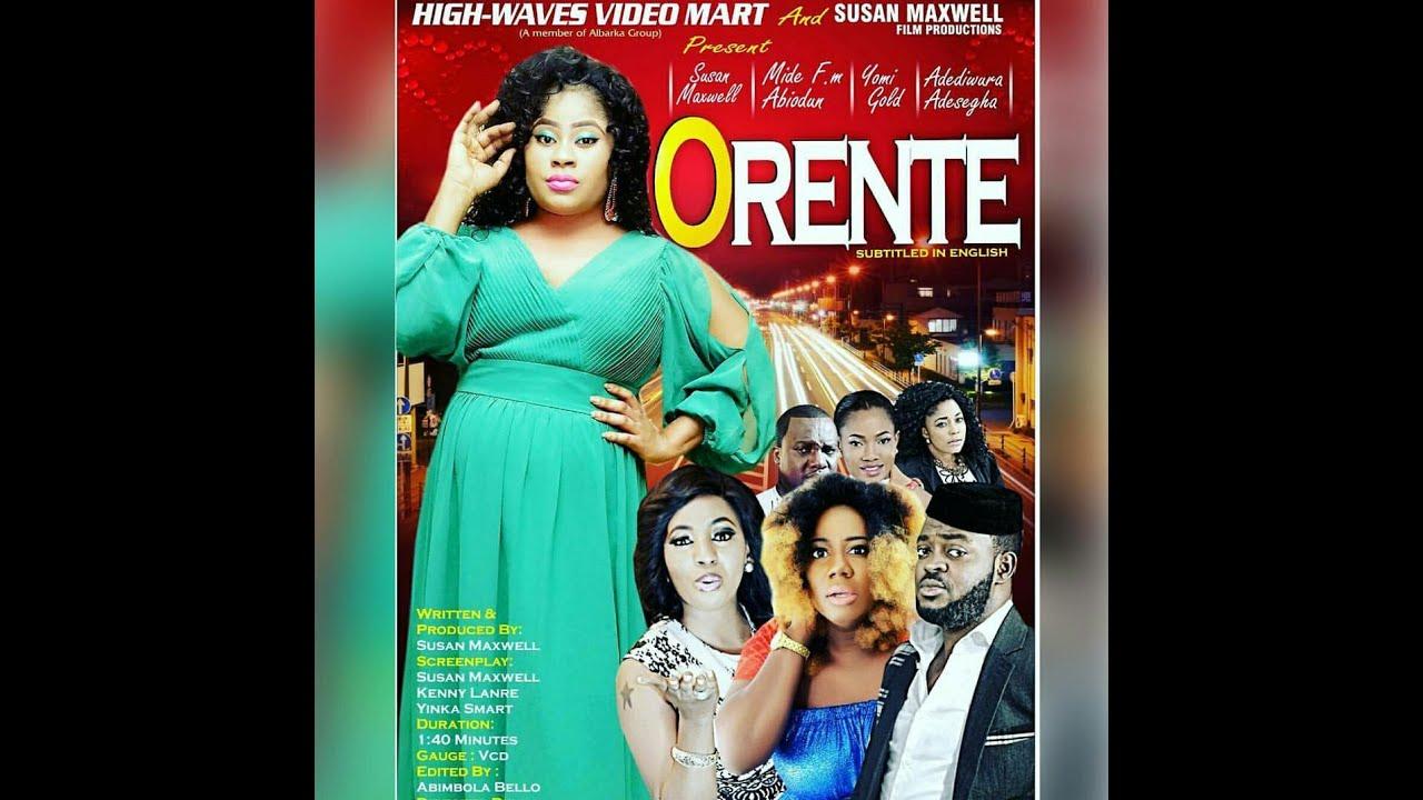 Download Orente Nollywood Movie (Yoruba)