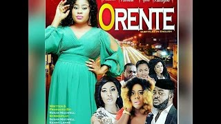 Orente Nollywood Movie (Yoruba)