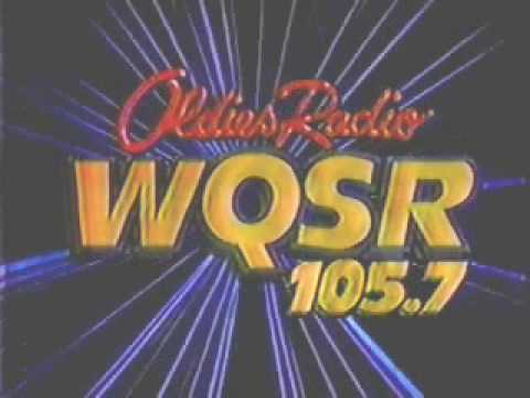 WQSR (FM radio station, Baltimore) ad from 1989