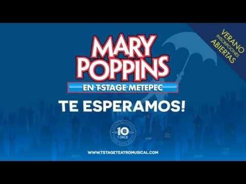 Mary Poppins Verano 2014 T-Stage Teatro Musical