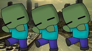 Minecraft Crafting Dead - WE GOT ATTACKED!! (Minecraft Roleplay) #12