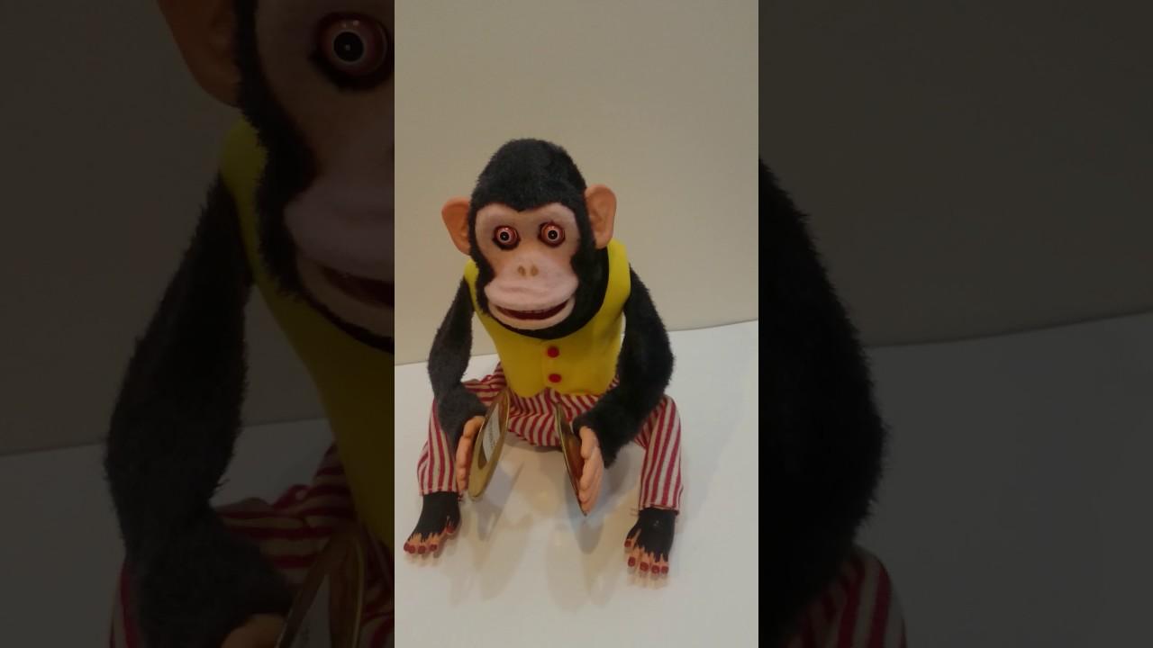 トイストーリー3 見張り猿 シンバルモンキー動作確認221608643047