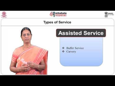 Types of Service SME V4