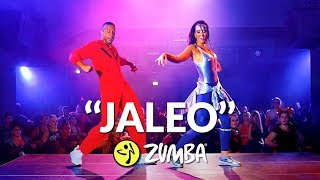 """JALEO"" - Nicky Jam & Steve Aoki / Zumba® choreo by Alix & Steven Video"
