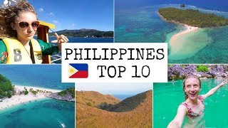 🇵🇭My Ultimate Philippines top 10 | After 5 visits