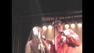 Noize MC - Live @ Poetry Nights (Презентация альбома Децла в клубе IKRA, 04.01.2008)