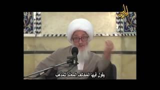 العنب السّماوي في محضر الإمام جعفر الصّادق عليه السلام  |  المرجع الكبير الشيخ الوحيد الخراساني
