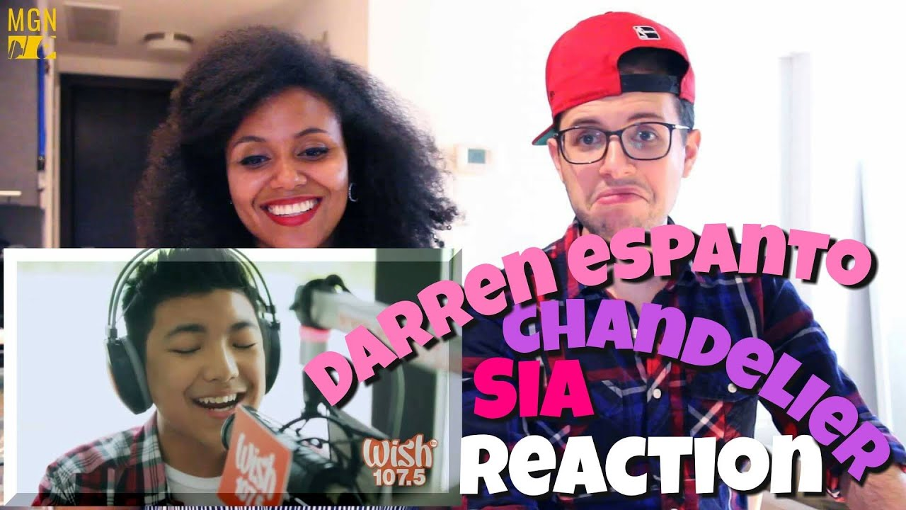 Darren Espanto - Chandelier (Sia) LIVE Cover Re... - With Loop ...