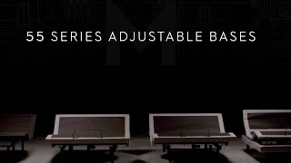 Malouf Adjustable Bed Bases - 55 Series