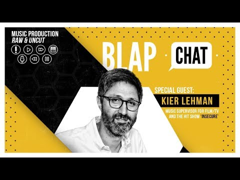 MUSIC LICENSING TALK WITH KIER LEHMAN HBO Insecure + MORE | BlapChat Episode 50