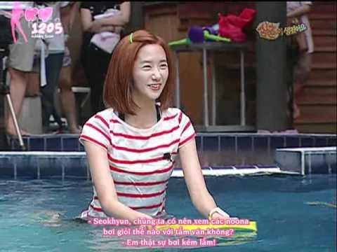 [VIETSUB] SBS I have an uncle - SNSD Yuri & Yoona[KY1205] 2/2