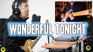 Wonderful Tonight | Cover by Jay Choi (70 years old 😮)