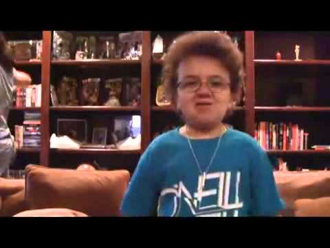 Kid singing The Miz's Entrance Song with John Morrison