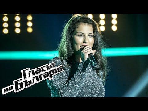 Донна Овчарова – В твоите очи | Кастинги на тъмно | Гласът на България 2019