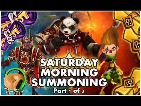 Download SUMMONERS WAR : Saturday Morning Summons - 300+ Mystical & Legendary Scrolls - (8/13/16 part 1 of 3)
