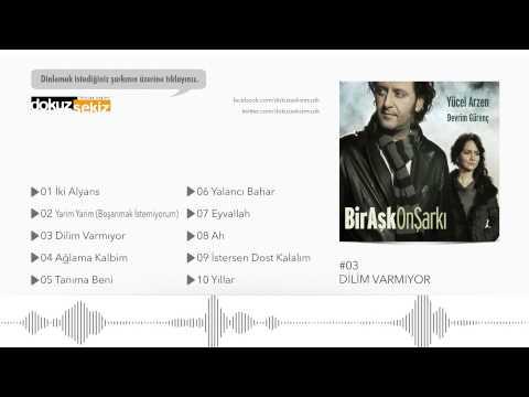 Yücel Arzen & Devrim Gürenç - Dilim Varmıyor (Official Audio)