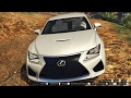 GTA 5 2015 Lexus RCF