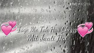 vuclip Ishk Me toh har chij mit jati hai yad yad yad bas yad rah jati hai (Very Sad Song)mix write edit