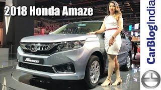 2018 Honda Amaze Best Features #AllNewAmaze at #AutoExpo18 #FutureForward