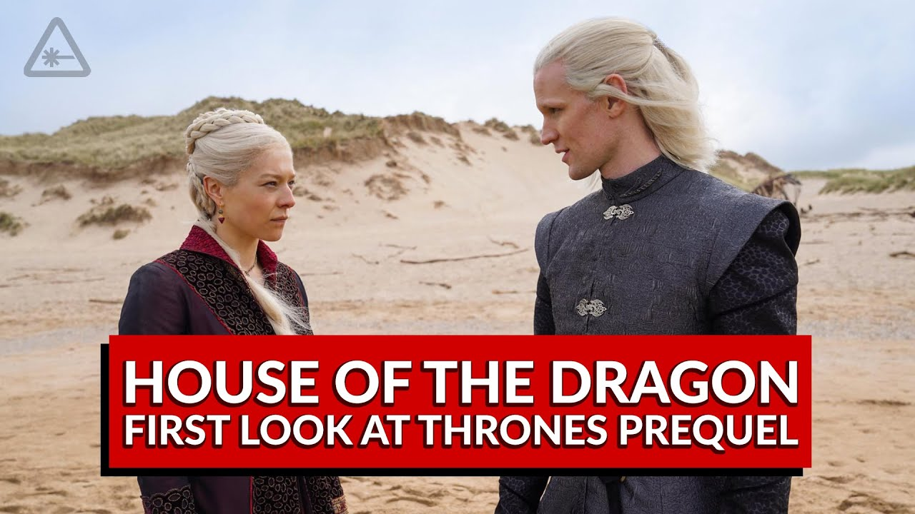 House of the Dragon: First Look at Game of Thrones Prequel Revealed (Nerdist News w/ Dan Casey)