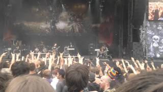 Children Of Bodom @ Download 2011