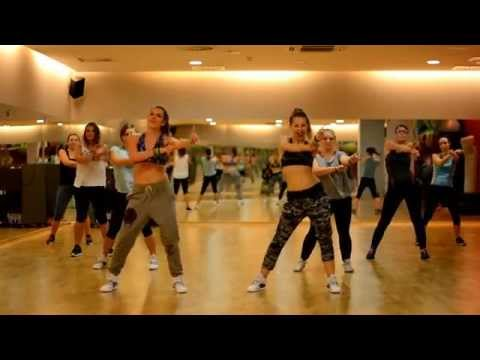 Policeman – Eva Simons – Zumba choreography Zumba with Natalia Danielczak