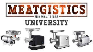 Meat Processing Equipment: 101 Meat Processing Grinders